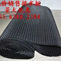 供应20mm塑料排水板【厂家供应】高抗压凹凸排水板