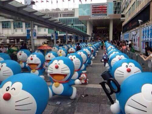 新乡哆啦A梦机器猫叮当猫雕塑出售销售