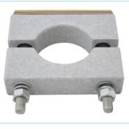 供应阻燃矿用电缆固定夹型号|山东高强度矿用电缆固定夹