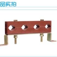 供应用于螺丝的五孔电缆线夹融裕加工|防涡流五孔电缆固定夹价格