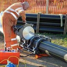 供應用于地埋飲水的西鄉PE排水管,DN315虹吸管批發