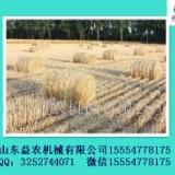现货销售麦草收集打捆机 小麦秸秆打包机厂家