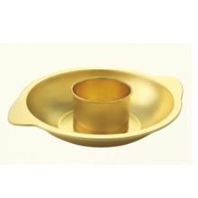 供应用于火锅店的加厚黄铜大耳子母炒锅电磁炉专用铜锅火锅干锅通用铜锅