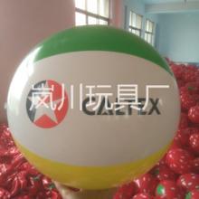 供应厂家直销 pvc充气球 沙滩球