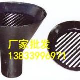 供应用于GD87的排水漏斗批发价格 50碳钢带盖排水漏斗 方圆形排水漏斗报价