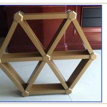 广东铝格栅公司  广东铝格栅厂家 优质铝格栅价格 欧佰天花铝扣板