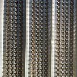 广西快易收口网 热镀锌雪花薄板网 建筑模板网批发 工地收口网