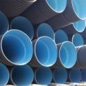HDPE大口径200双壁波纹管图片