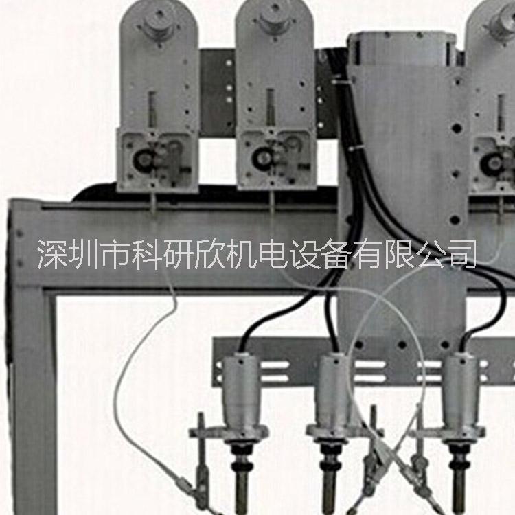 焊锡接线标准图片