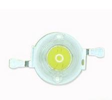 供应大功率LED灯珠 1W大功率白光 暖白3000-3200K 正白6000-6500K 照明产品专用低光衰