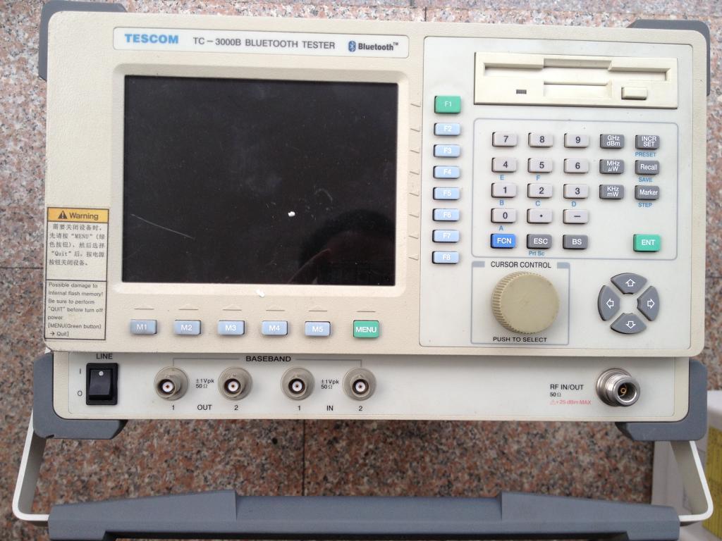 高价回收TESCOM蓝牙测试仪TC-3000B、TC-3000C、TC3000B