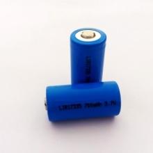 供应17335圆柱锂离子电池,深圳17335锂电池厂家直销,123A锂电池大量批发批发