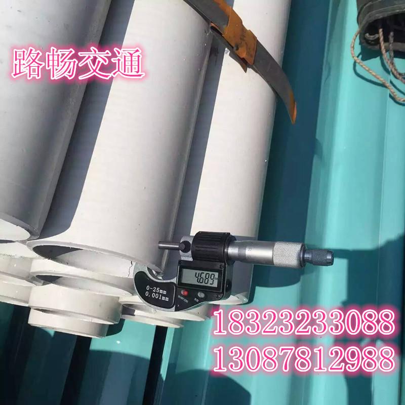 供应贵州单面波形梁钢护栏