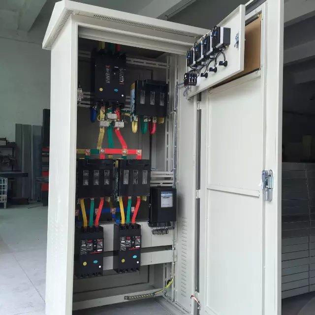 低压成套二级配电箱塔吊照明控制箱户外防雨工地箱