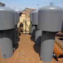 供应用于水池的罩型通气帽加工 dn150H=1500罩型通气帽批发价格图片