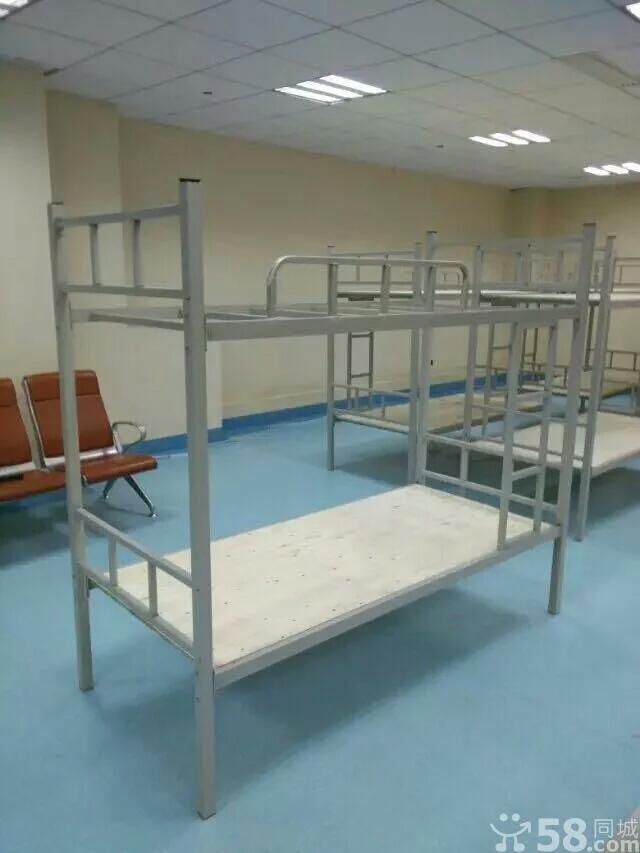 现代简约家具 易组装螺丝固定上下床 双层高低床 家庭学生床