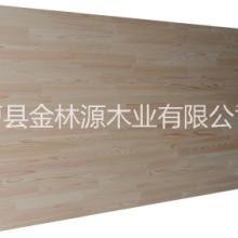 供应用于木盒|酒盒的板材松木指接板批发