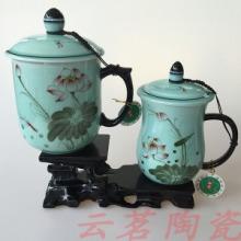 景德镇高档青花瓷茶杯 景德镇高档青花瓷茶杯价格