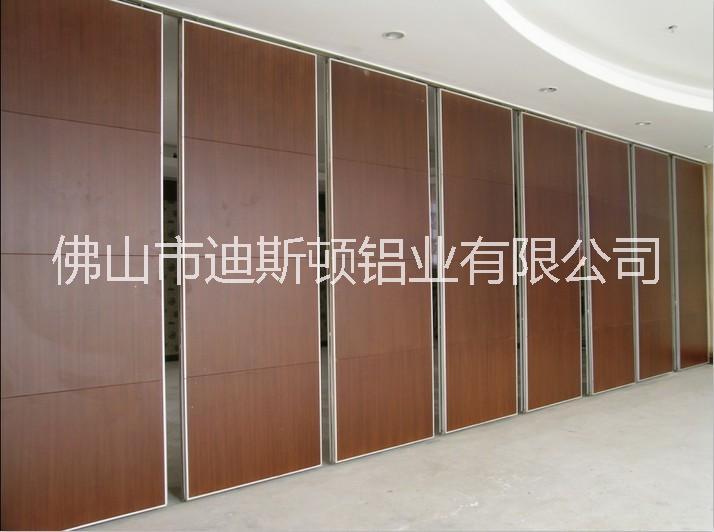 泸州办公室移动隔音墙  双玻百叶 会议室移动隔音墙厂家批发