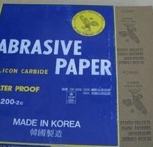 供应用于打磨抛光的鹰牌砂纸 耐水沙纸打磨抛光水砂皮