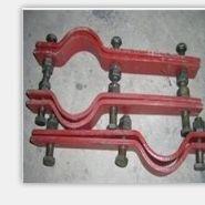 供应用于饮用水管道的单孔垫板B=100 D=15 管夹横担130210273 批发恒力弹簧支吊架生产厂家