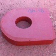 供应用于电力管道的G15U形吊板 槽钢加强板 管夹滑动支座 焊接双板 恒力弹簧支吊架生产厂家