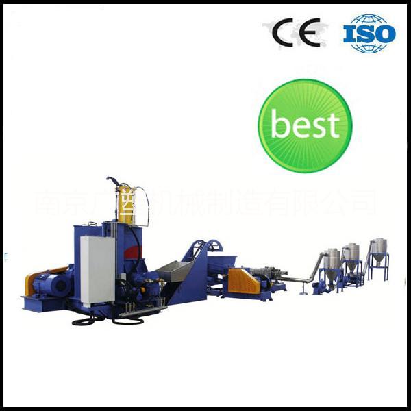南京石头纸造粒生产线设备