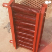 供应钢制高频焊翅片管暖气片GRS1800-20-1.2型钢制翅片管暖气片批发