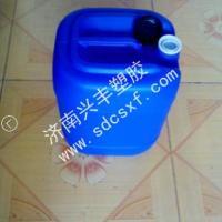 25L耐酸碱化工桶堆码桶蓝白两色