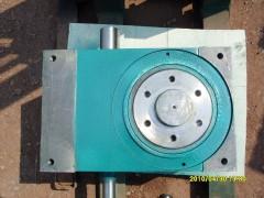 供应诸城明鑫法兰型110型精密凸轮分割器厂家直销