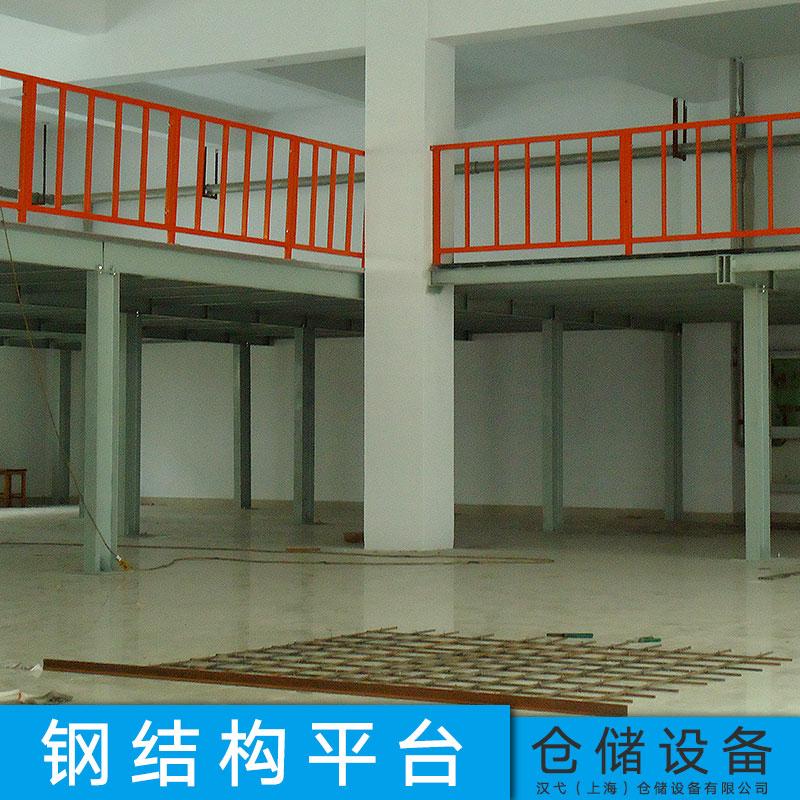 钢结构平台产品图片