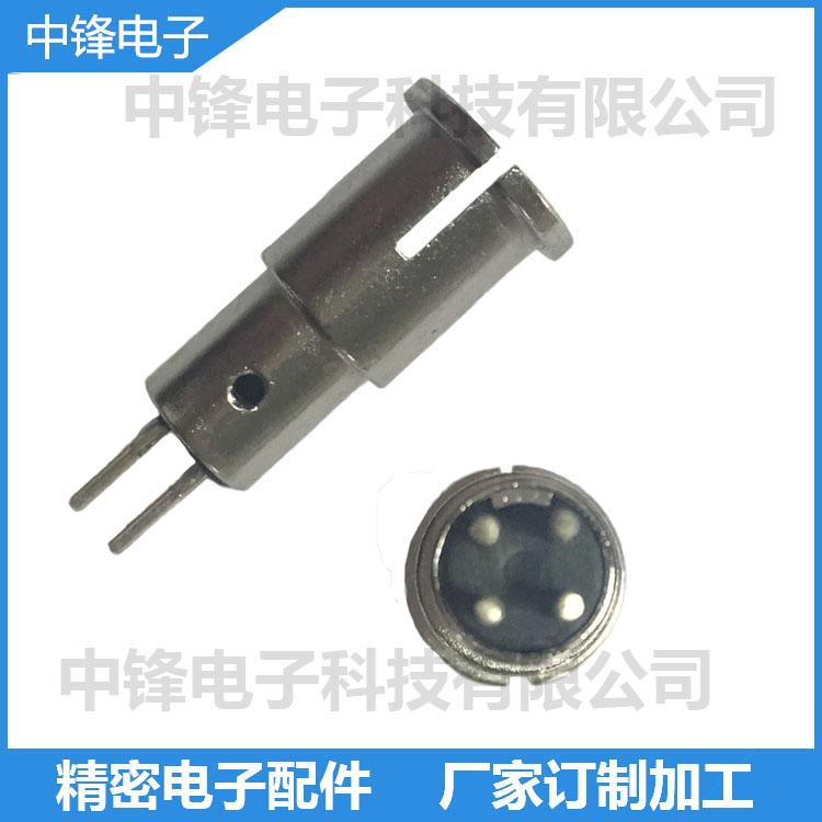 供应用于汽车|航空插头的锌合金压铸连接器