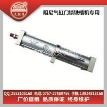 供应用于木工机械 门锁机气缸 铣槽机阻尼缸的阻尼气缸木工门锁铣槽开榫机气缸批发