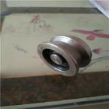 供应用于工业设备的槽轮生产厂家 小吊车滑轮 滑轮价格 塑钢门滑轮订做