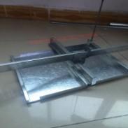广汽传祺4s店微孔钢板吊顶图片