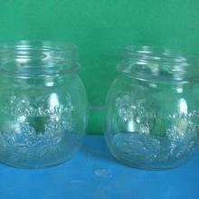 玻璃储物瓶厂家  330ml螺旋饮料瓶 苹果醋玻璃瓶批发