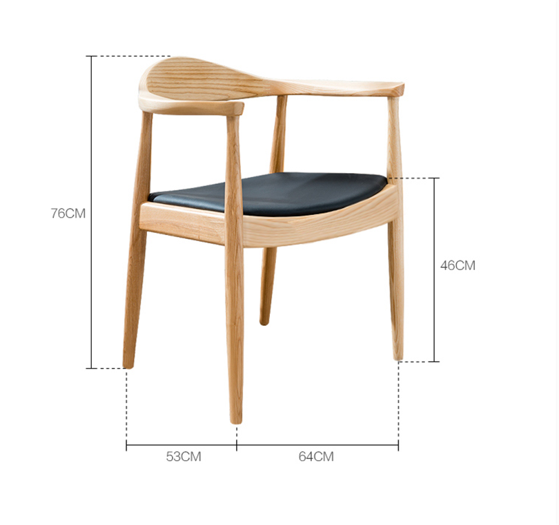 供应南宁总统椅定做 美式实木餐椅 肯尼迪总统椅子 水曲柳椅子