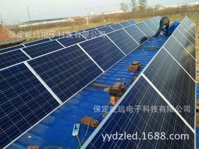 光伏发电系统图片/光伏发电系统样板图 (3)