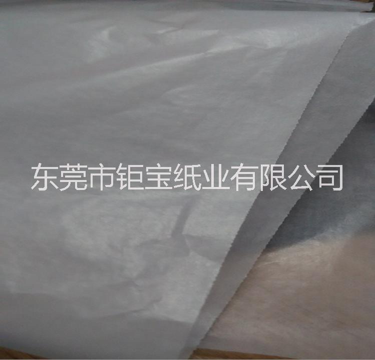 供应用于食品包装的本白半透明纸 22-60克蜡光纸 平板卷筒油蜡纸厂家直销