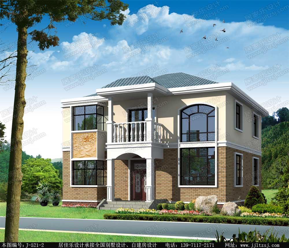 180平米二层小别墅设计图,10报价