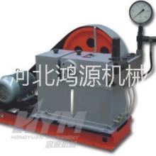 供应用于石油煤炭的鸿源牌高压试压泵3D-SY200