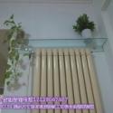 新款家用护墙隔板防尘罩装饰铝合金图片