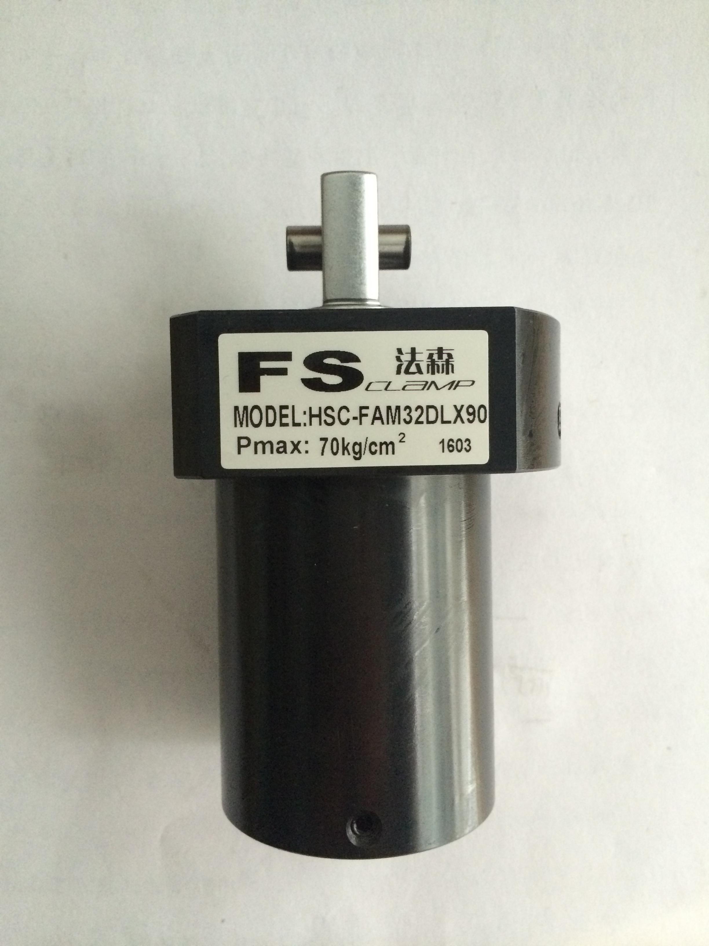 供应用于夹具生产的油压转角缸