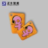 供应异形卡,异形水晶滴胶会员卡定制制作免费设计