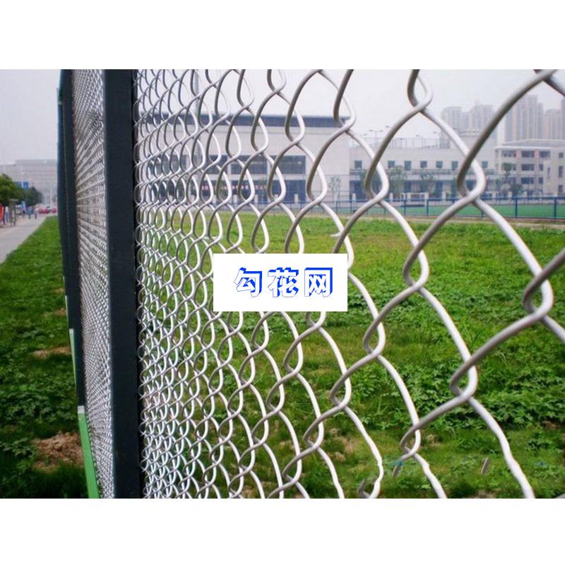 乌鲁木齐东艳机电设备供应勾花网、护栏菱形网|勾花护栏网 包塑勾花网