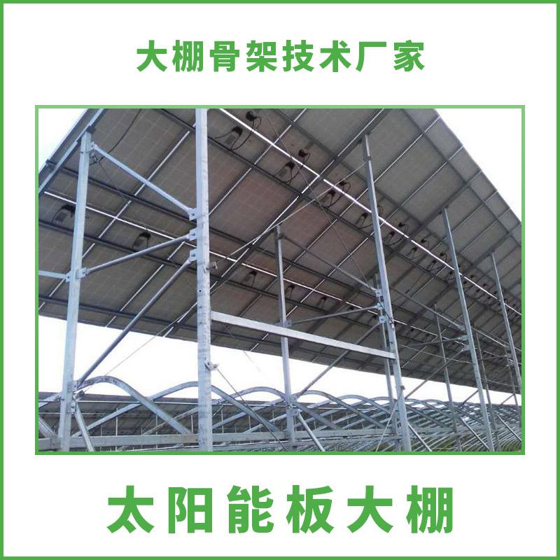 供应太阳能板大棚 农业太阳能板大棚技术 遮阳太阳能板大棚