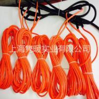 供应碳纤维发热线工厂 电地暖专用碳纤维发热电缆