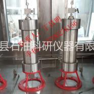 高压活塞式中间容器图片