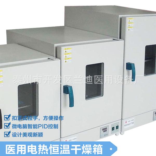 供应医用电热恒温干燥箱 数显恒温干燥箱 电热恒温鼓风干燥箱