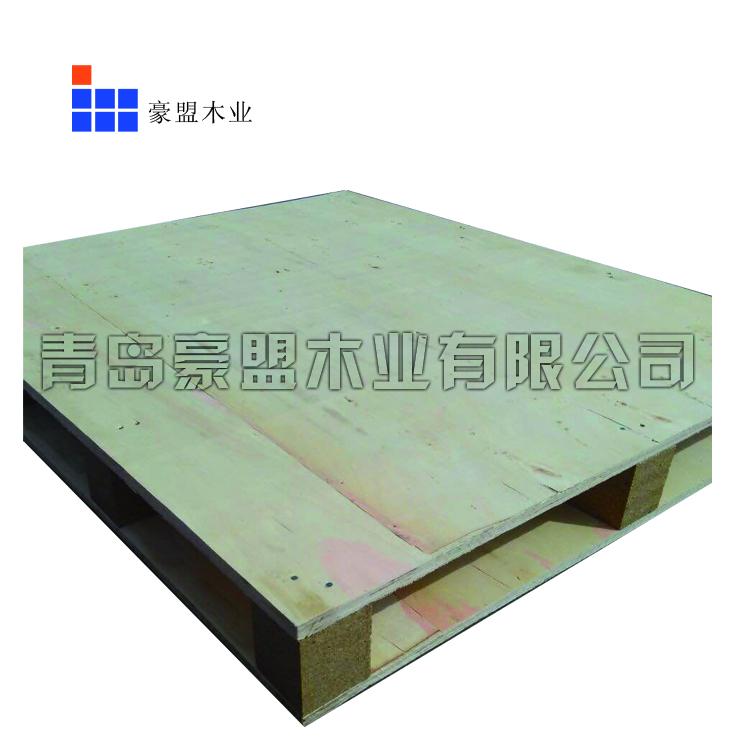 木质托盘胶合板平板木盘1.1m现